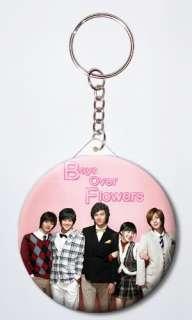 Boys over Flowers Korean Drama #2 Key Chain Key Ring