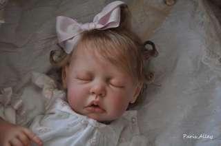 Sweet Reborn CAMILLE by ANN TIMMERMAN OOAK Baby Doll