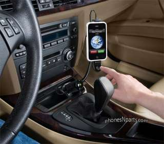 Belkin Car Holder+Charger+Hansfree+Player iPhone 1 2G 4