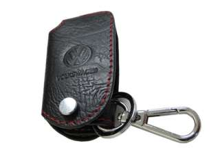 Leather Remote or Smart Key Holder (Key Case, Key Chain) SKU E