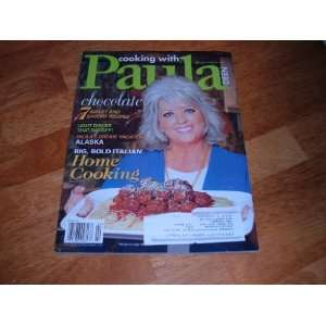 2011 Big, Bold Italian Home Cooking. Cooking With Paula Deen: Books