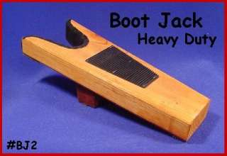 Heavy Duty BOOT JACK Western Cowboy BOOT PULLER