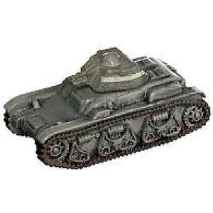 Axis and Allies Miniatures: Renault R 35 # 14   1939