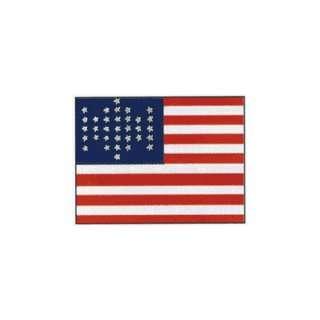 War (Ft. Sumter) Union Civil War (33 Star, Ft. Sumter) Patio, Lawn