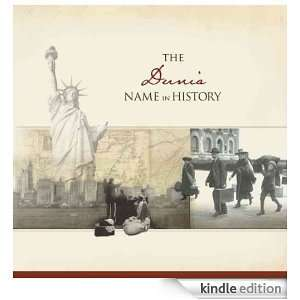 The Dunia Name in History: Ancestry  Kindle Store