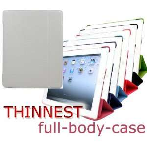 Magnetic Case Thinnest Full Body Cover on the Market with Wake Up