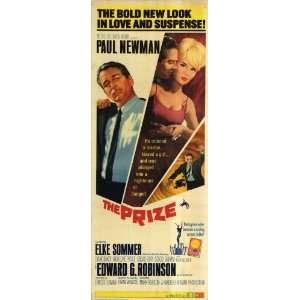 Edward G. Robinson)(Elke Sommer)(Leo G. Carroll)(Diane Baker