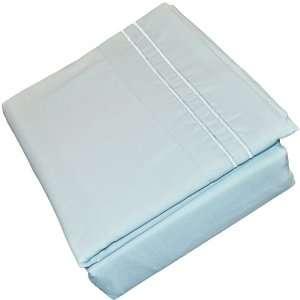 Fashion Street 6 piece Aqua Blue Soft Microfiber Sheet Set
