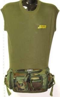 USMC Gear Bag US Marine Corps Camo w/Patch/Badge 01C |