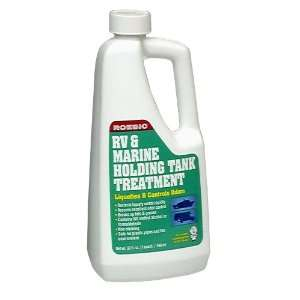 . RV Recreational Vehicle and Marine Holding Tank Treatment, 32 Ounce