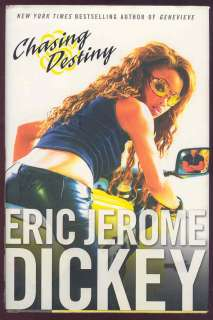 Chasing Destiny book Dickey novel African American int.