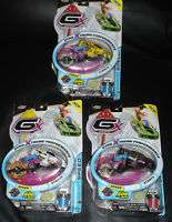 BRAND NEW LOT OF 3 GX RACERS TOY SPEED RACE CARS