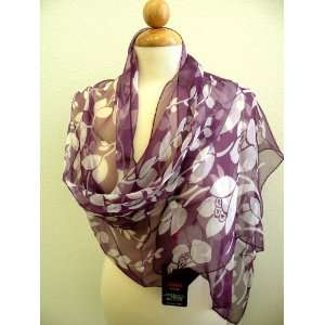 100% Grade A Silk Scarf Lightweight,Soft Touch & Comfortable,20w x 66