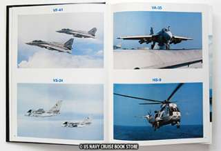 USS NIMITZ CVN 68 MEDITERRANEAN CRUISE BOOK 1985