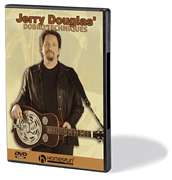 Jerry Douglas Dobro Techniques Learn Guitar DVD Tab NEW