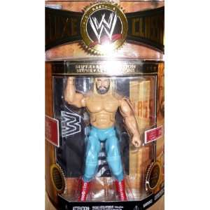 WWE Wrestling Exclusive Deluxe Classic 8 Figure by Jakks Toys & Games
