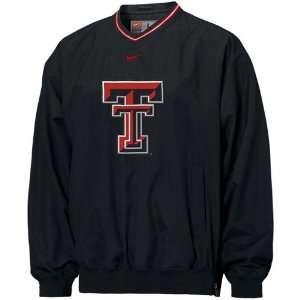 Nike Texas Tech Red Raiders Black Classic Logo Pullover