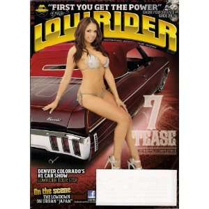LOWRIDER Magazine (Dec 2011) 7 Tease: 1970 Impala