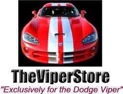 Dodge Viper SRT10 Aluminum Door Sills JU82208805AB