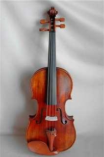 Italian Label Antiqued Model Violin. Antonio Sgarbi 1897 Great Sound