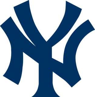 New York Yankees Vinyl Die cut Decal / Sticker ** 3 Sizes **