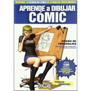 Aprende a Dibujar Comic Nro. 7 (9788496706934): Books