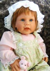 Vinyl/Cloth Baby Doll, So Sweet Happy Baby, Great Condition