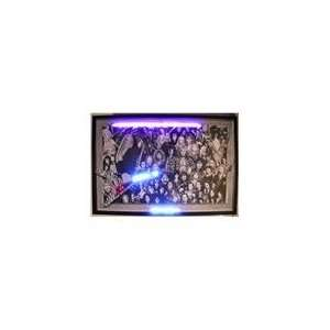 Heavy Metal Neon LED Art Picture   by Neonetics: Home