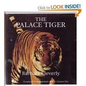 The Palace Tiger (9781845591427): Barbara Cleverly: Books