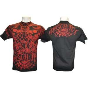 Big Hitter T Shirt Hostility Clothing: Sports & Outdoors