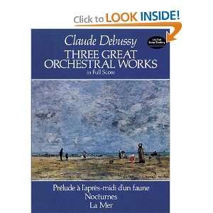 Music Scores) (9790230820912) Claude Debussy, Music Scores Books