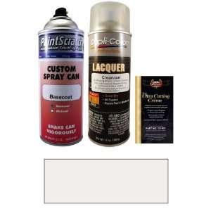 com 12.5 Oz. Ingot Silver Metallic Spray Can Paint Kit for 2010 Mazda