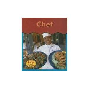 Chef (Heinemann Read and Learn) (9781403436078) Heather Miller Books
