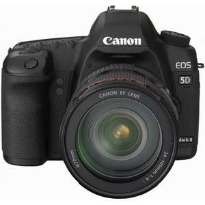 Canon EOS 5D Mark II 21.1 Megapixel Digital SLR Camera