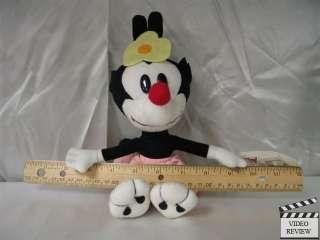 Dot   Animaniacs, soft plush doll; Dakin NEW with tags