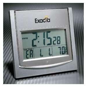 Exacta Atomic Clock: Home & Kitchen