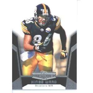 2010 Topps Unrivaled #46 Hines Ward   Pittsburgh Steelers (Football