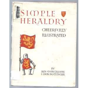 Cheerfully Illustrated Iain and Pottinger, Don Moncreiffe Books