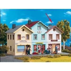 VILLAGE BUTCHERS SHOP   PIKO G SCALE MODEL TRAIN BUILDINGS 62063