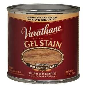 Rust Oleum 224495 Varathane Gel Stain, Half Pint, Golden