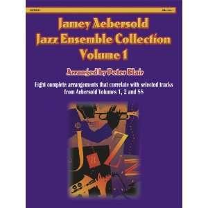 , Vol. 1   Alto Sax 1 (Jazz Band, Alto Sax) Jamey Aebersold Books