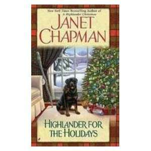 Highlander For The Holidays (9780515150087) Janet Chapman Books