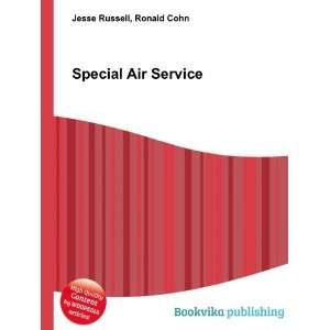 Special Air Service Ronald Cohn Jesse Russell Books