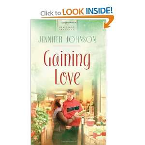 Love (Heartsong Presents #901) (9781602608474): Jennifer Johnson