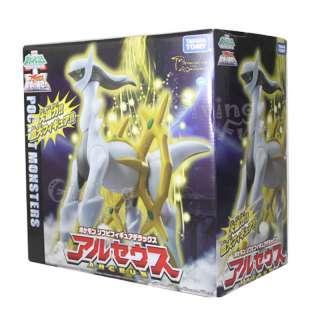 GENUINE TAKARA TOMY Pokemon 6 ARCEUS Action Figure Toy