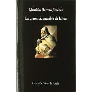 DE LA LUZ, LA (9788498957938): MAURICIO HERRERO JIMENEZ: Books