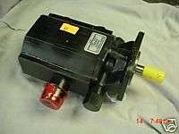 HALDEX HYDRAULIC PUMP 1300487 TWO STAGE HIGH LOW