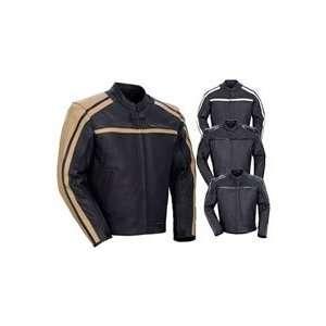 Tour Master Coaster Series II Jacket Small Brown