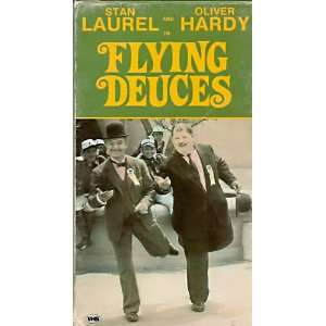 Flying Deuces [VHS]: Movies & TV
