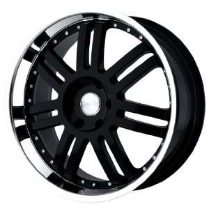 Black Rhino Wheels Serengeti Series Gloss Black Wheel with